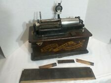 Edison Home Phonograph * No Horn*