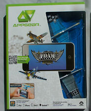 Appgear Foam Fighters Europe Mobile Application Game ipad 2 iphone ipod Android