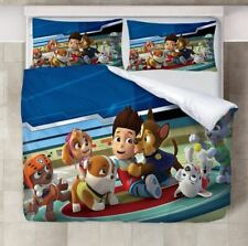 Paw Patrol Play Time Single/Double/Queen/King Bed Quilt Cover Set