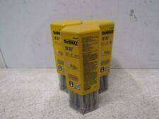 Lot of 3 Dewalt Pack Of 25 3/16 In x 4In x 6-1/2In Hammer Drill Bits Dw5403B25