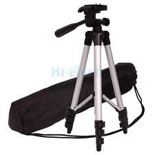 New Professional Flexible WT3110A Portable Camera Tripod for Camcorder HK