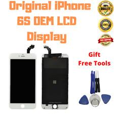 OEM Iphone 6s Original White Lcd Digitizer Assembly Genuine Full Screen Display