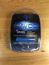 G5 Havoc Terror Of Two Dual Trap Blade Retention System 20 Replacement Bands 3