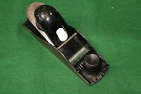 "GOOD USER Antique Vintage Stanley Sweetheart No. 110"" Block Plane Inv#HC27"