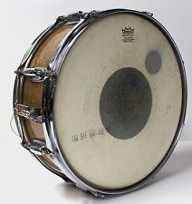 "1960s Ludwig Standard Snare Drum #1592 14"" x 5"" - Silver Mist - Vintage"