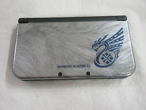 E443 Nintendo new 3DS LL XL console Monster Hunter 4G model HM Japan RARE fx