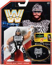 WWE Mattel Macho Man Randy Savage Retro Figure Series 5
