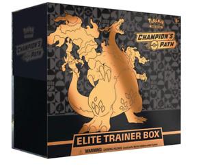Pokémon Champions Path Elite Trainer Box Neu (Englisch) - Auf Lager