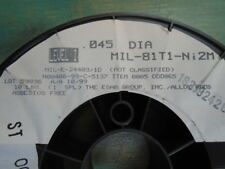 "ESAB 0.045"" E81T1-Ni2 Dual Shield 8000-Ni2 Low Alloy Flux Cored,2.5% Nickel,10lb"