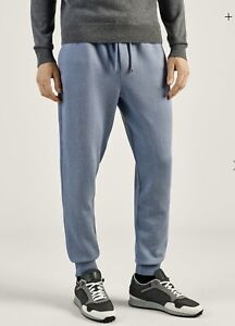 Dunhill Knitted Cotton Cashmere Sweatpants Size 2XL 40-42 Waist BNWT RRP £795