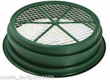 """1/2"""" CLASSIFIER SIFTING PAN  FOR YOUR GOLD PAN PANNING"""