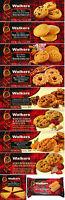 10 verschiedene Packungen Walkers Kekse zum Kennenlernen - GP 100g / 1,76 Euro