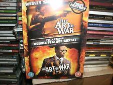 The Art Of War/Art Of War 2 (DVD, 2009, 2-Disc Set)