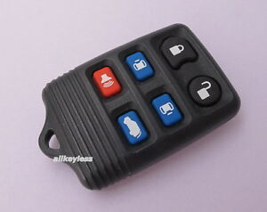 80 Key 2 For 2005 2006 2007 ~ Ford Freestar Freesyle Keyless Entry Remote Fob