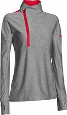 Under Armour Hotshot 1/2 Zip Pullover Loose Fit Womens MD (Sizes Run Big)!