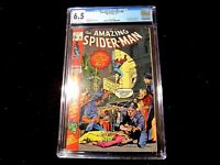 Amazing Spiderman #v1 #96 - CGC 6.5 Lee & Kane Classic! Unapproved Drug Story!