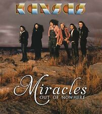 KANSAS - MIRACLES OUT OF NOWHERE 2 CD NEU