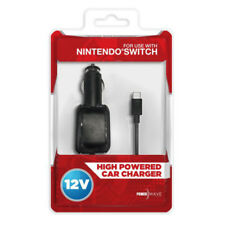 Powerwave Nintendo Switch High Powered Car Charger NEW
