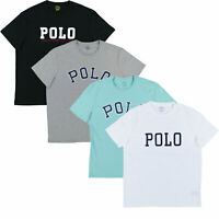 Polo Ralph Lauren Mens Graphic T-Shirt Short Sleeve Crew Neck Tee New Prl S M L