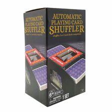 Automatic Playing Card Shuffler NEW
