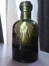 Josiah Russell & Co (London) small dumpy seltzer mineral bottle