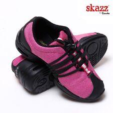 Sancha Studio 54 Rosa Hip Hop Danza Jazz Skazz Zapatos Uk Size 5 Nuevo