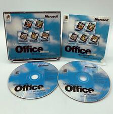 Microsoft Office Professional & Bookshelf Designed for Windows 95  w/CD Key