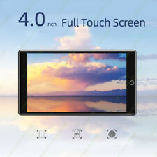 4 In Touch Screen MP4 Player Bluetooth 8GB Music Player Support Video FM Radio~