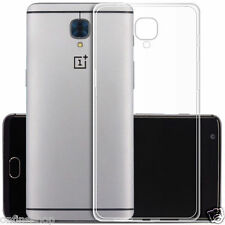 New Ultra Thin Clear Soft Silicone Gel TPU Case Cover Skin For Oneplus 3 Three