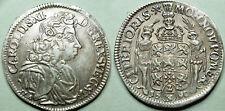 En Pomerania suecia 2/3 táleros 1690 ila