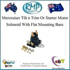 A Brand New RMP Starter Motor Or Trim Solenoid Mercruiser 1983-Up # R 89-96054