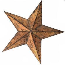 Copper Color Metal Star