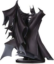 PREORDER NOVEMBER Batman Black And White Todd McFarlane Deluxe Statue Version 2