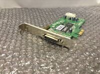 SIIG 4-Port DP Cyberserial PCIE JJ-E40011-S2 PCI Express to Serial Port Card