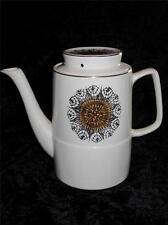 VINTAGE COFFEE POT Midwinter 'IMAGE 70' Jessie Tait Soraya Pattern...