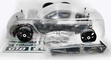 HoBao 1/8 Hyper GTLE On-Road Electric Long Chassis  80% Kit - Clear Body
