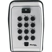 Master Lock Wall Mount Push Button 5 Key Safe Holds upto 5 Keys Heavy Duty