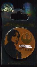 Star Wars Rebel Jyn Erso Disney Pin