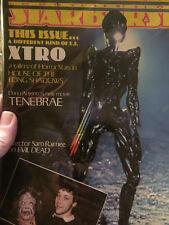 1982 Marvel Comics Starburst Magazine #57 Vf Evil Dead Sam Raimee Xtro