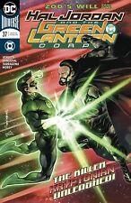 HAL JORDAN AND THE GREEN LANTERN CORPS #37