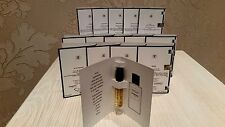 SE:16 pices  x 2 ml of fragrance Les Exclusifs de Chanel + gift box+gift ribbon