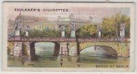 Palace Bridge Schlossbrucke Berlin Germany 1920s Trade Ad Card