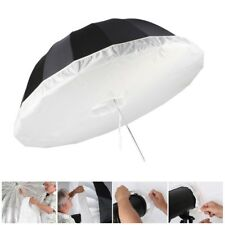 "Photography Light Diffuser Umbrella For Studio Reflect Catch Lights 65""/165cm"