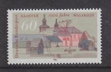 1986 GERMANIA OVEST MNH STAMP Deutsche Bundespost millenary di WALSRODE SG 2126