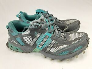 Womens Adidas Kanadia Tr 3 Hiking Shoes Trail Running Size 7