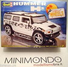 KIT HUMMER H2 CALIFORNIA WHEELS 1/25 REVELL MONOGRAM 2867 02867