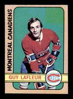 1972 O-Pee-Chee #59 Guy Lafleur  EX+ X1624598