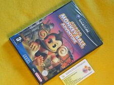 SUPER MONKEY BALL ADVENTURE Nintendo Game Cube  PAL UK  NEW FACTORY SEALED PHOTO