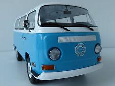 """1971 Volkswagen Bus T2b """"lost TV Series"""" Azul Greenlight 19011"""