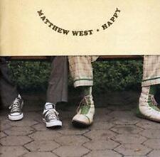 CD Matthew West HAPPY christ Pop Worship NEU & OVP